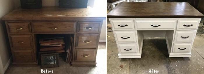 Re-do Desk