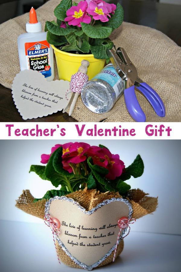 Teacher's Valentine Gift