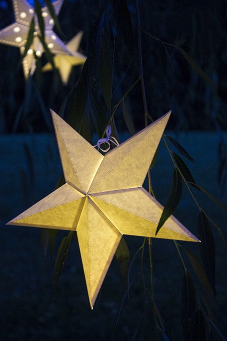 basic star lantern