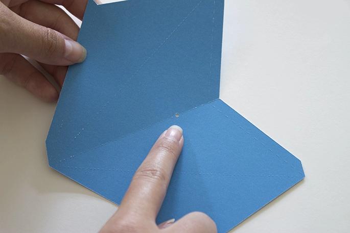 holes in each paper