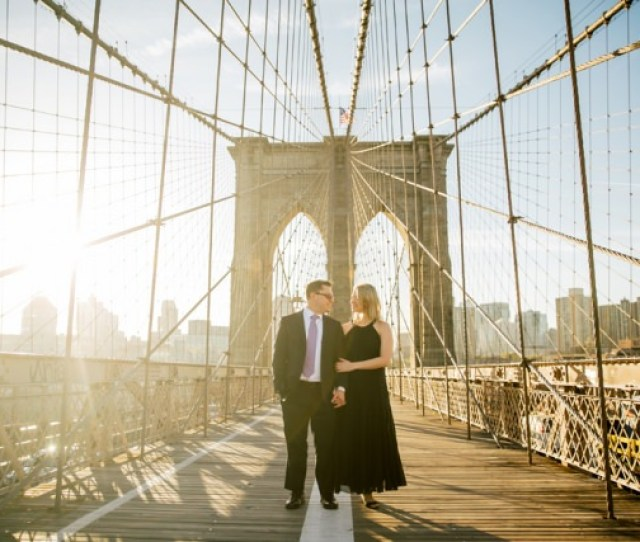 Brooklyn Engagement Nyc Wedding Photographer