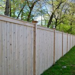 Tongue and Groove Fences
