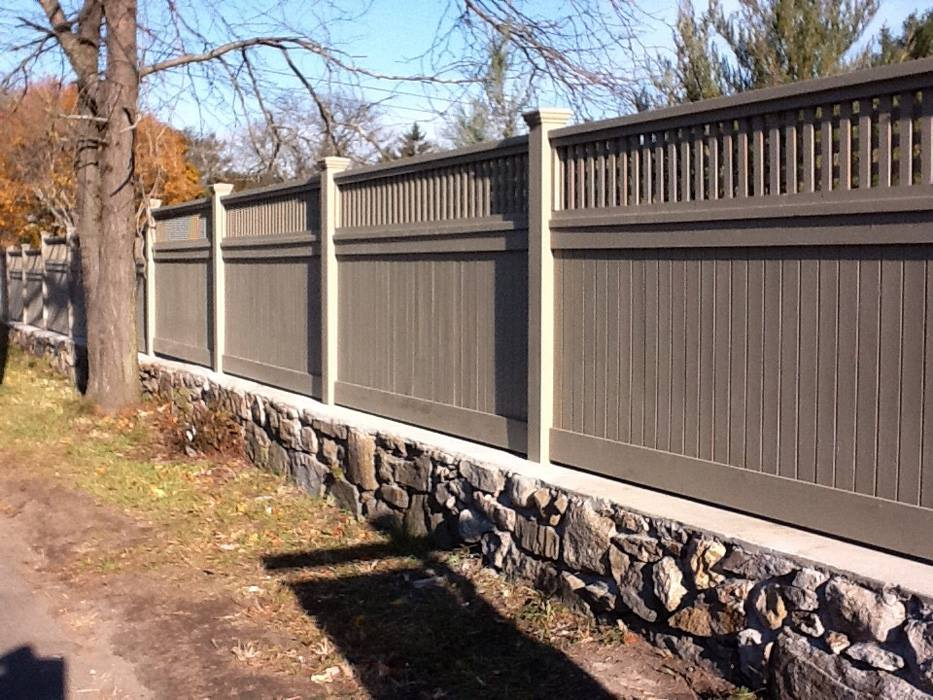 Tongue and Groove Fences 12