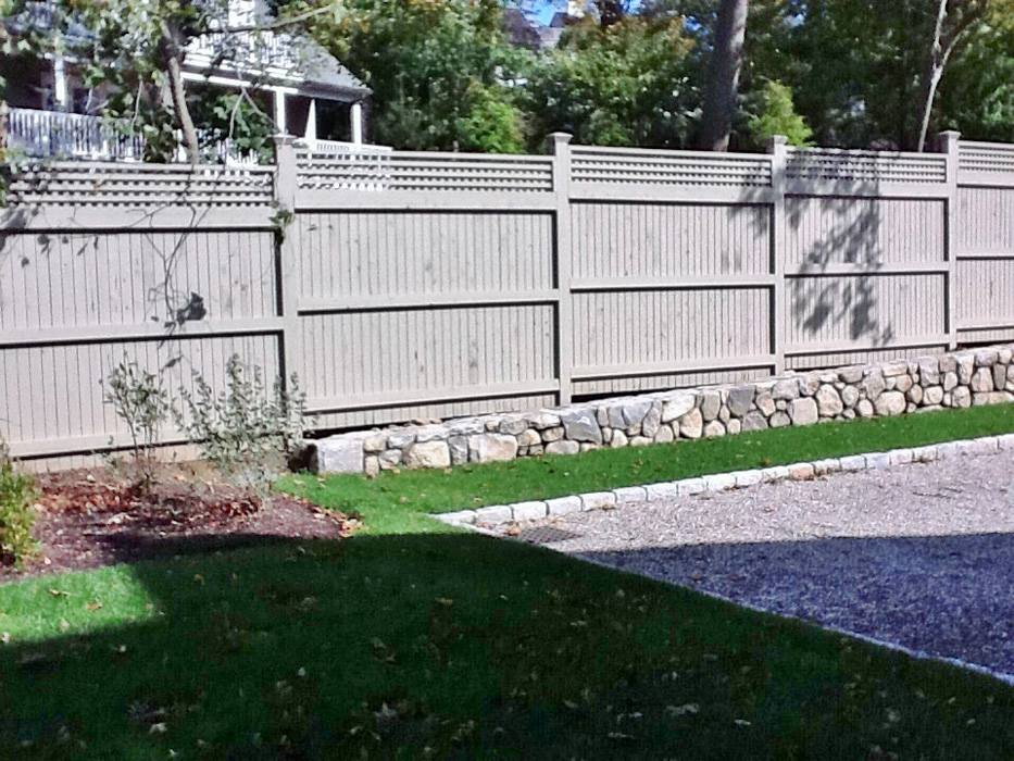 Tongue and Groove Fences 13