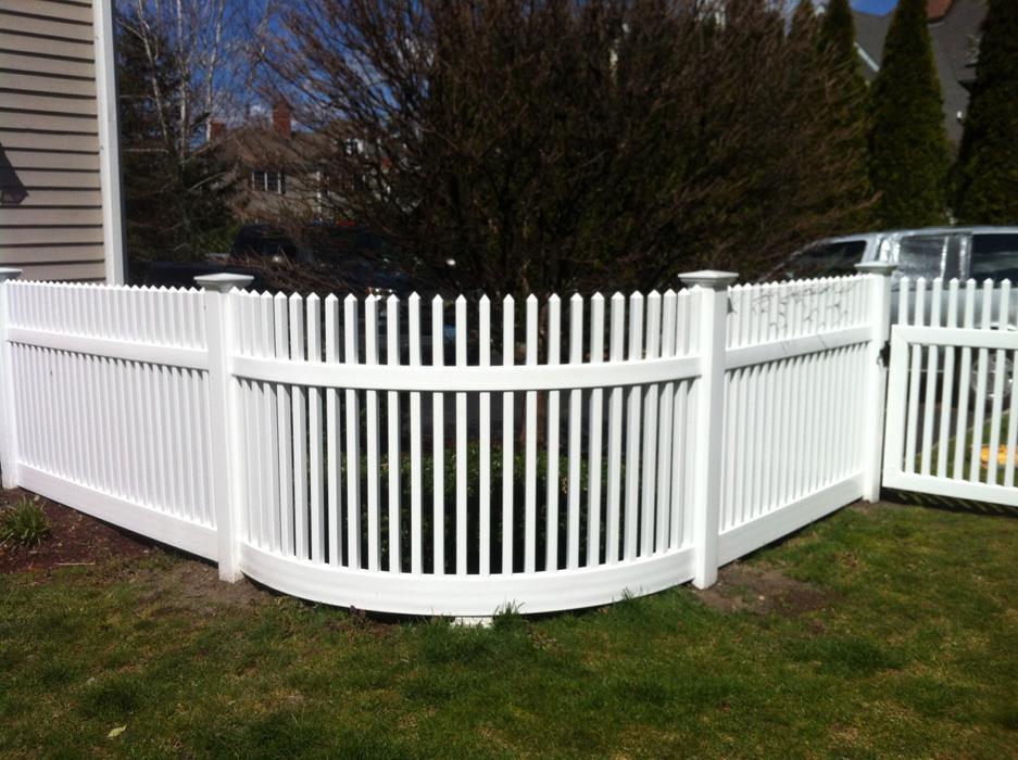 Fence installation by A. Anastasio Fence Company