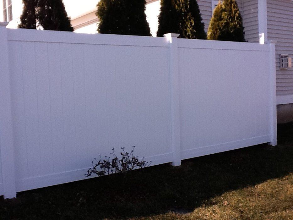 Vinyl Fences 4