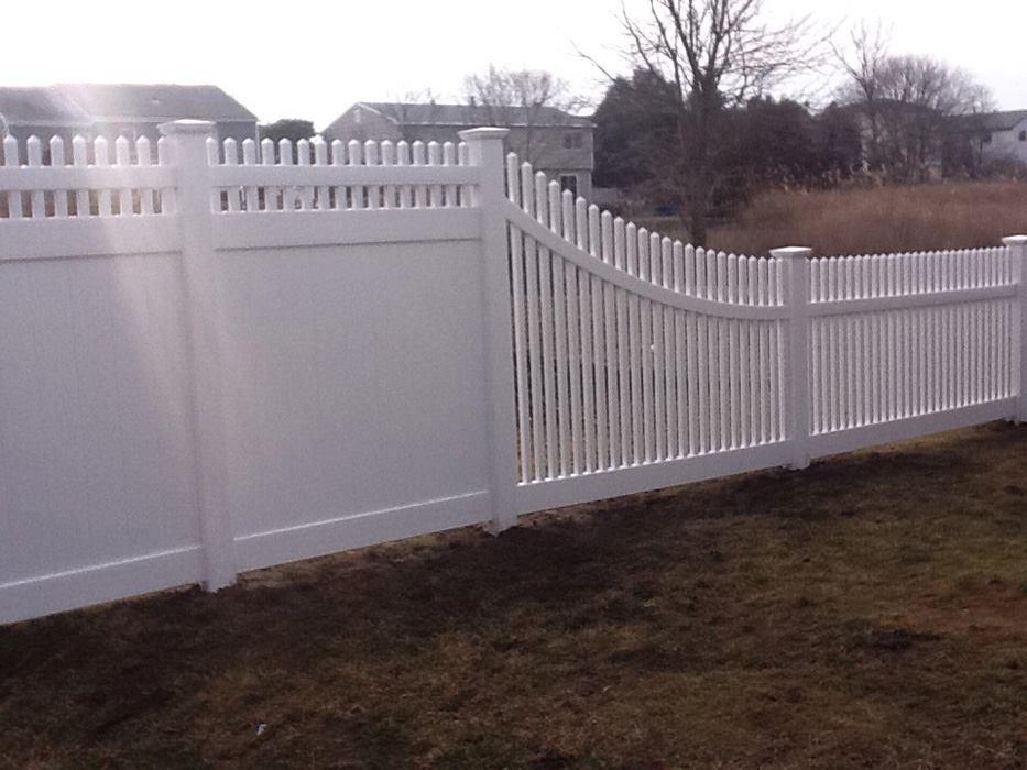 Vinyl Fences 5