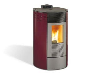 estufa de pellet maxlor-burn-redonda-10-burdeos
