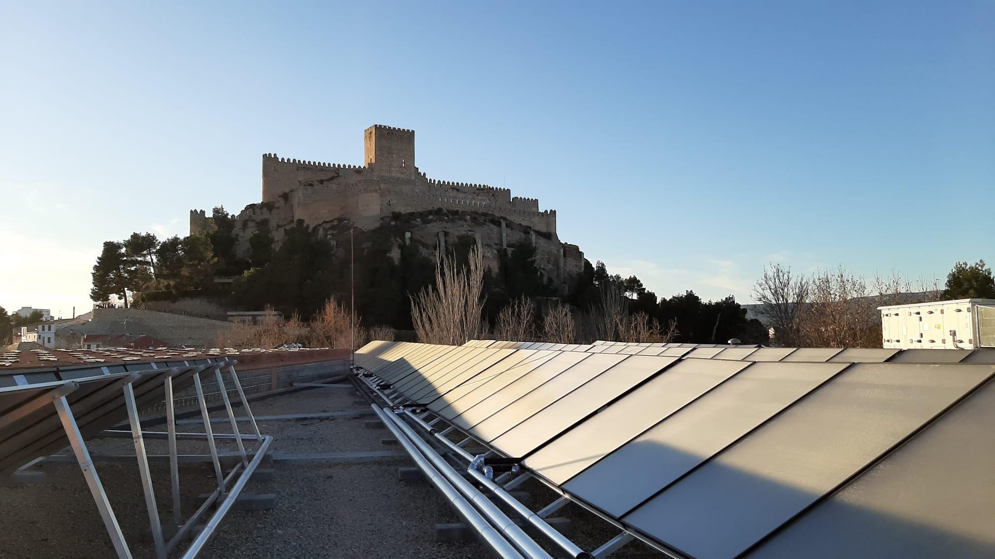 Energia Solar Termica - Anastasio Teruel