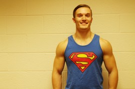 Michigan State University Freshman, Andrew Hamel.