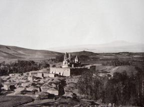 the-10th-century-armenian-monastery-of-narekavank-now-destroyed-lake-van-vaspurakan-modern-turkey
