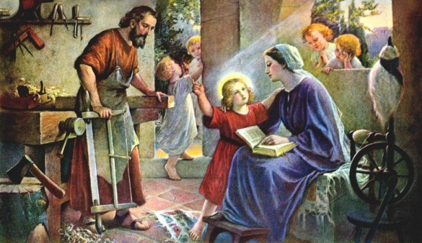 ST JOSEPH'S WORKSHOP