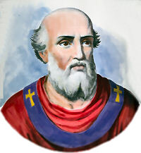 ST POPE JOHN I