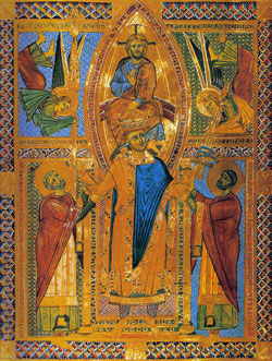 St. Henry - Holy Roman Emperor 11
