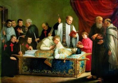 The Transit- the last Days on Earth of St. Camillus de Lellis
