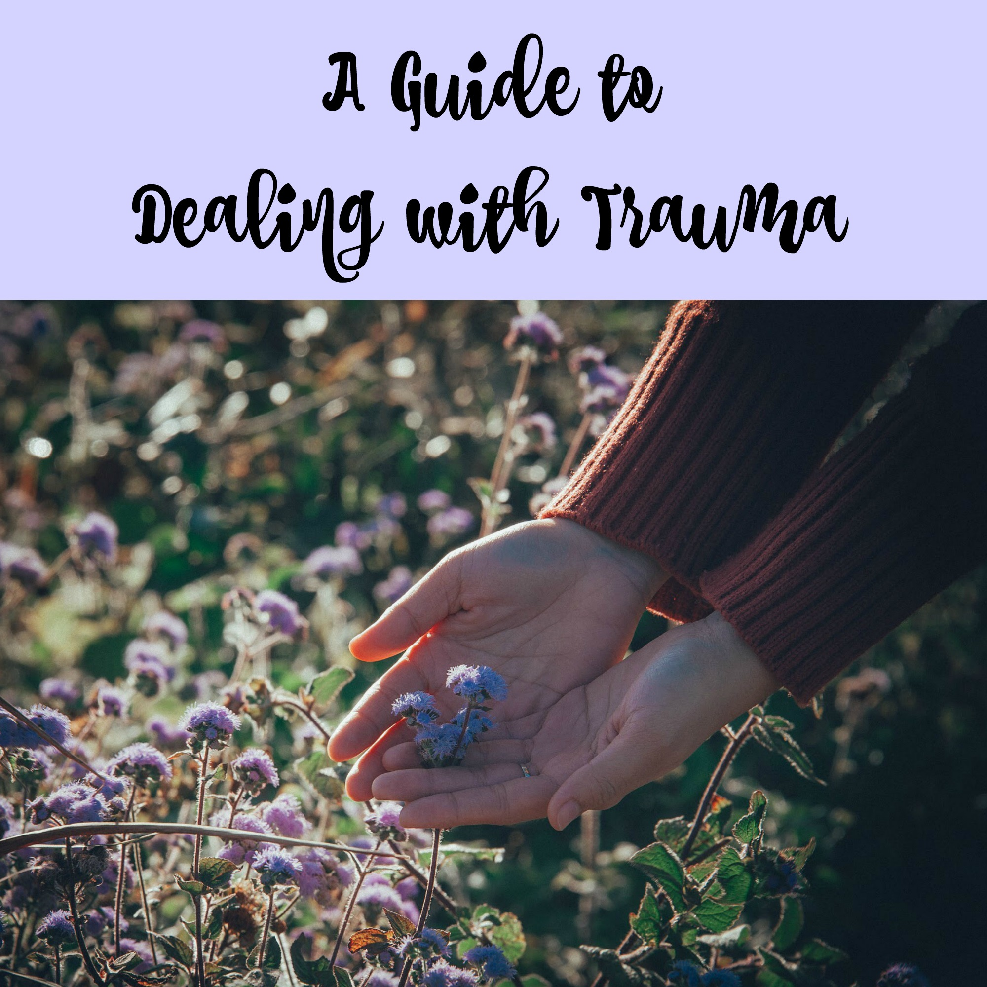 A Guide To Dealing With Trauma A Nation Of Moms