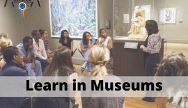 Learn In Museums