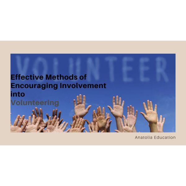 Effective Methods of Encouraging Involvement into Volunteering