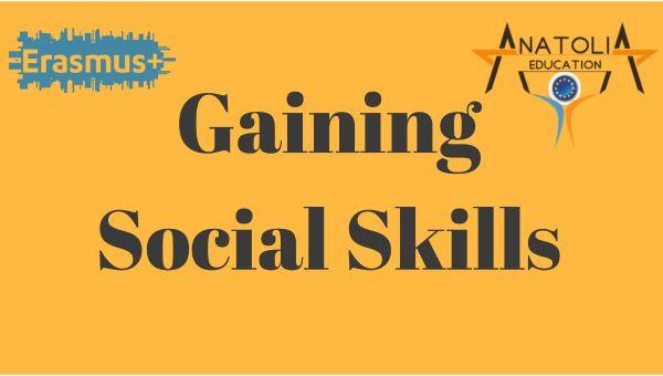Gaining Social Skills