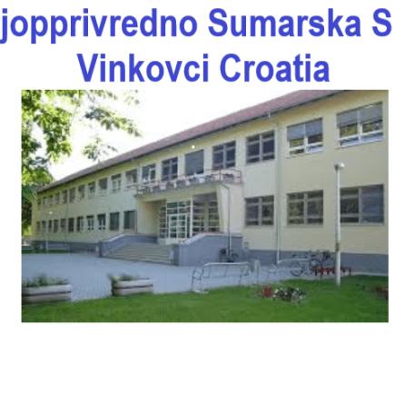 Poljopprivredno Sumarska Skola Vinkovci Croatia