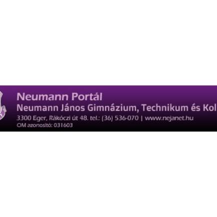 Neumann János Gimnázium, Technikum és Kollégium