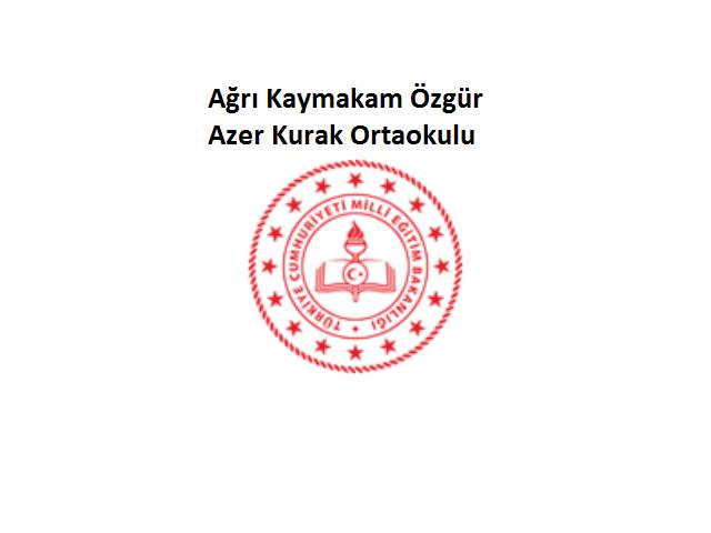 Kaymakam Özgür Azer Kurak Ortaokulu