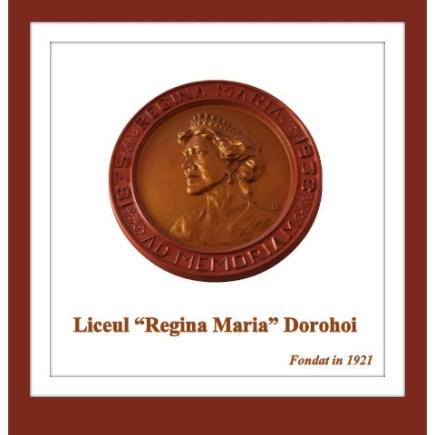"""Liceul """"Regina Maria"""" Dorohoi"""