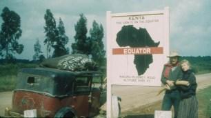 Alfred Jakobine taxi at Equator copy