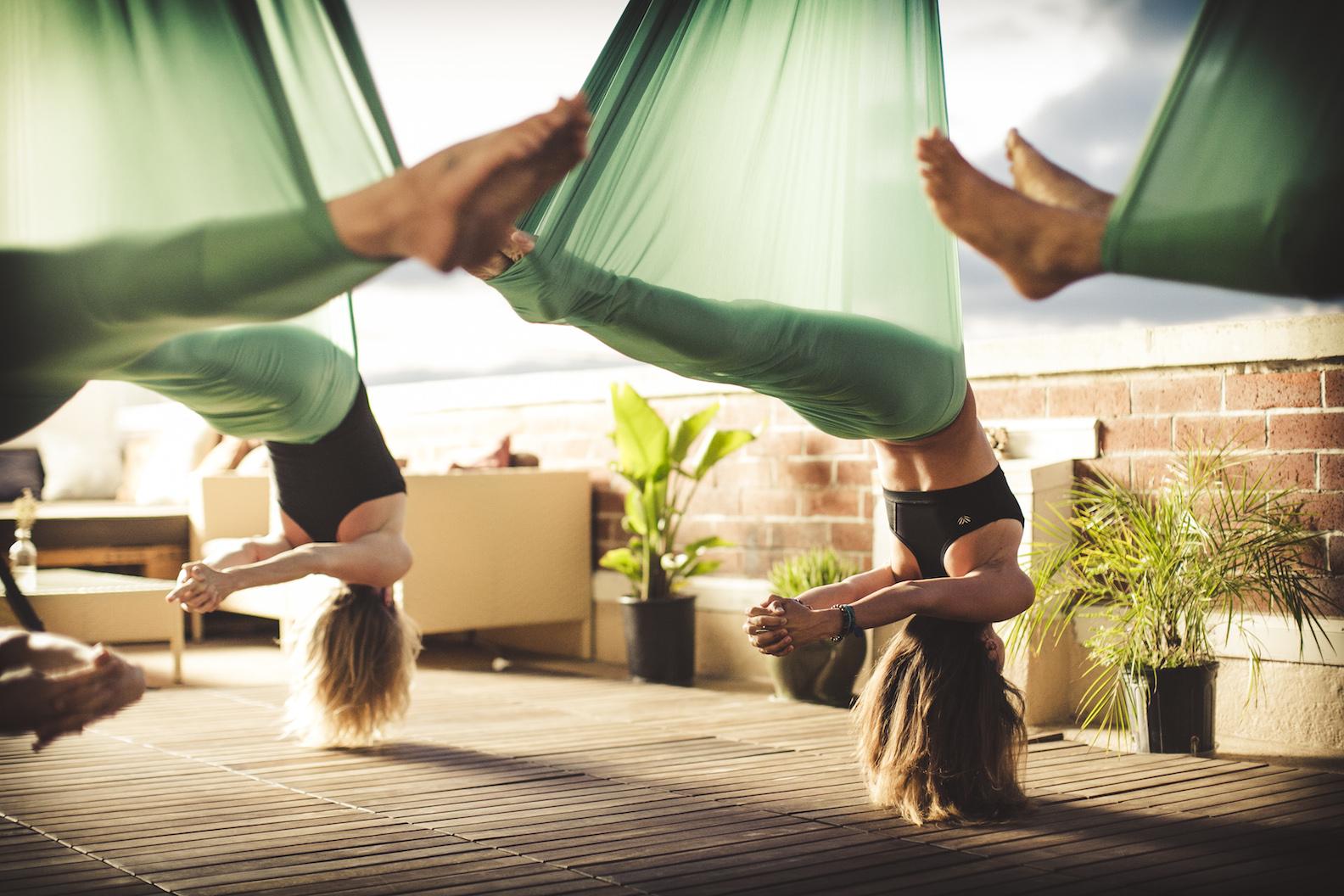Aerial Yoga Picture