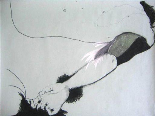 Monique Benthin: Fleur