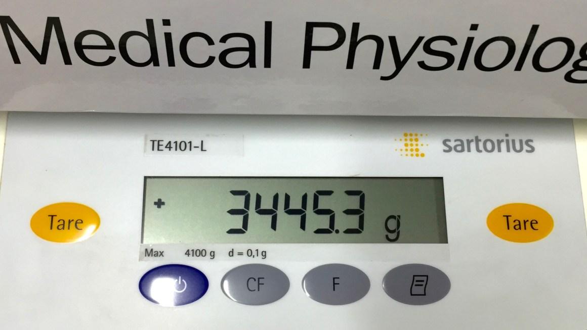 3.45 kg