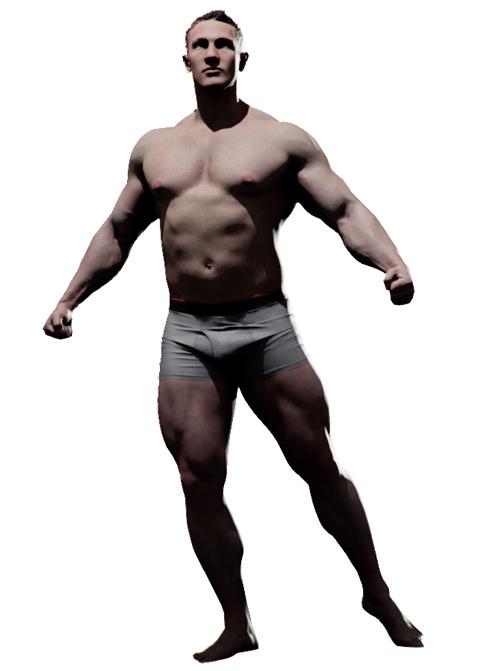 Nude Study The Nude Female Anatomy Gif