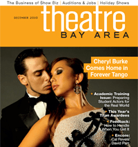 Anatomy Reviewed in Theatre Bay Area