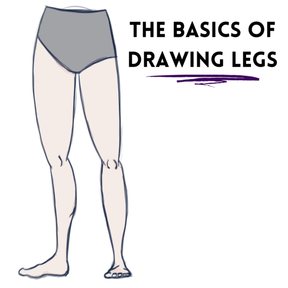 How to Draw Legs for Beginners