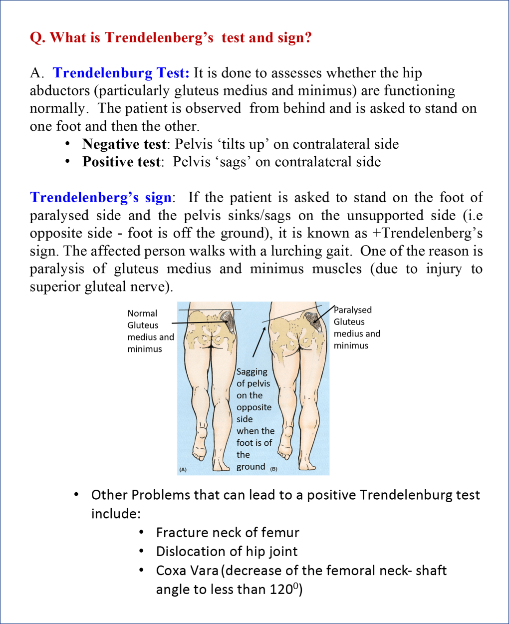 Buttock Injection Site: Gluteal Region