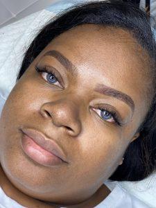 6D Ombre Microshading Eyebrows