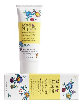 Sunscreen organic Facial SPF MadHippie