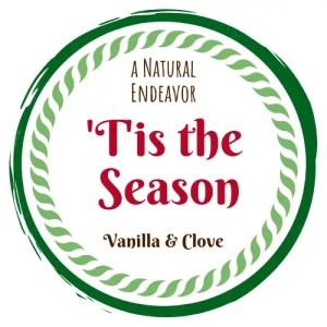 Vanilla and Clove