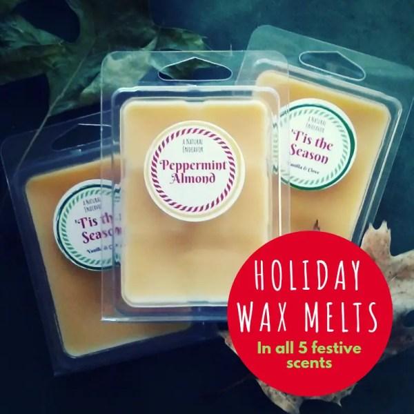 holiday wax melts