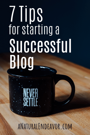 7 Tips to become a successful blogger