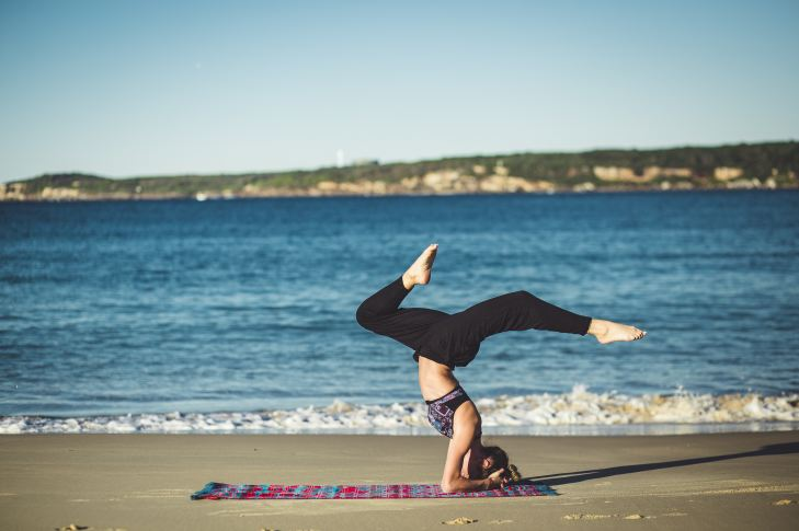 yoga for boosting energy naturally