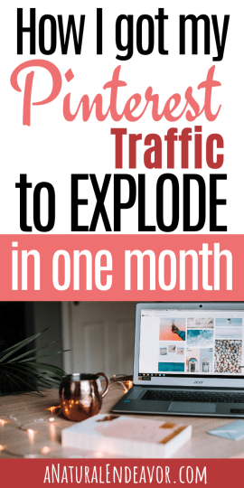 pinterest traffic, blogging course review