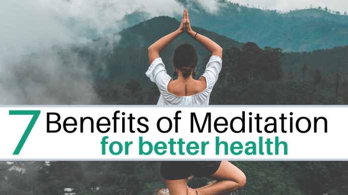 7 great benefits of daily meditation