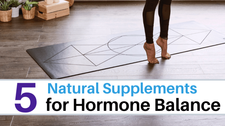 Balance female hormones naturally
