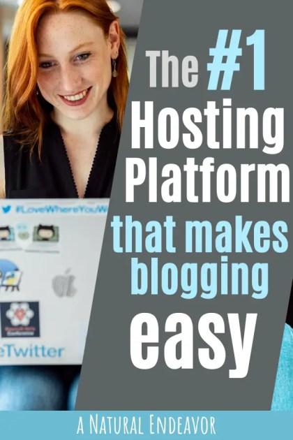 Wpengine makes blogging easy again