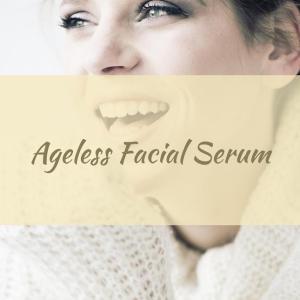 Agless Facial Serum-Essential Oils