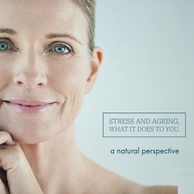 Manage stress to stop ageing