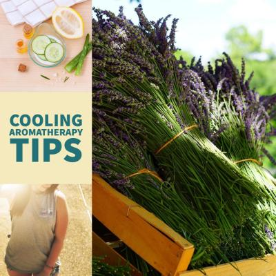 Cooling Aromatherapy Spritzers