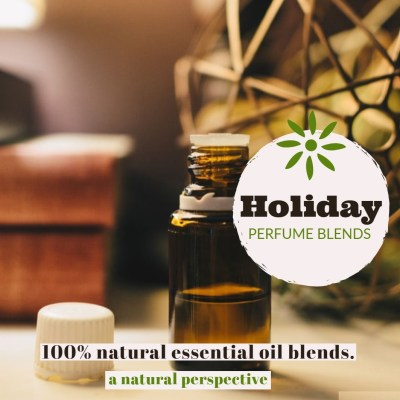 Perfume Essential Oil Blend, Holiday Gift