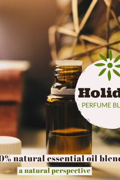 Perfume Blends Essential Oils